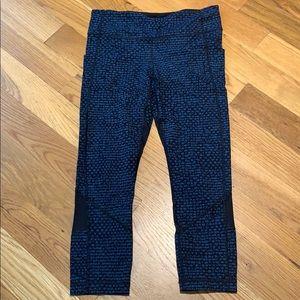 "Lululemon 3/4"" leggings"